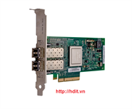 QLogic QLE2562 8Gb Dual Port FC HBA  x4 PCIe