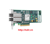Brocade BR825 FC8 Dual Port HBA Card PCIe 8Gbps Fibre Channel