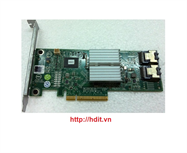 Dell PERC H310 Adapter 8 Port Internal 6GB s SAS SATA Raid 0,1,5,10,50 - HV52W 0HV52W