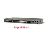 Thiết bị mạng Switch Cisco WS-C2960+48TC-S