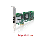 QLogic QLE2462 4Gb FC Dual port CPle HBA (IBM P/N 39R6593 )
