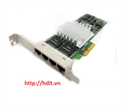 Card mạng HP NC365T 4-port Ethernet Server Adapter - 593722-B21 593743-001