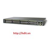Thiết bị mạng Switch Cisco WS-C2960+48PST-L