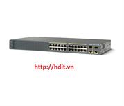 Thiết bị mạng Switch Cisco WS-C2960+24LC-S