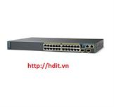 Thiết bị mạng Switch Cisco WS-C2960S-24PS-L