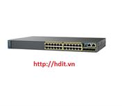 Thiết bị mạng Switch Cisco WS-C2960X-24TS-L