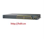 Thiết bị mạng Switch Cisco WS-C2960X-24TS-LL
