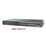 Thiết bị mạng Switch Cisco WS-C2960+24TC-L