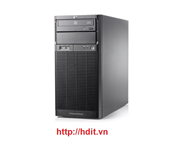 Máy chủ HP ProLiant ML110 G6 (Intel Xeon QC X3430 2.4GHz/ 4GB/ HDD 500GB/ Raid B110i/ PS 300W)