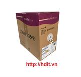 Cáp mạng AMP/ COMMSCOPE Cat 5E UTP, thùng 305m / 6-219590-2