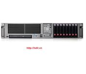 Máy chủ HP ProLiant DL380 G5 (2x Xeon QC E5405 2.0GHz/ 8GB/ 2x73GB/ Raid P400/ 1x 1000W)