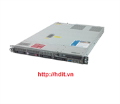 Máy chủ HP ProLiant DL360 G5 (2x Xeon QC X5450 3.0GHz/ 4GB/ DVD/ Raid E200i/ 1x 700W)