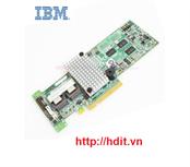 Cạc Raid IBM ServeRAID M5014 SAS/SATA Controller - P/N: 46M0916 / FRU 46M0918