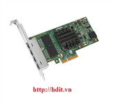 Card mạng Intel Ethernet Server Adapter I350-T4 Quad Port PCI-E - I350T4BLK