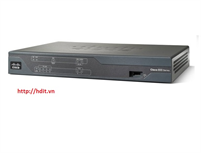 Router CISCO881-SEC-K9