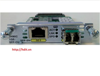 Modul EHWIC-1GE-SFP-CU