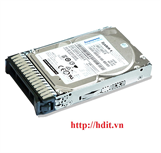Ổ cứng IBM 600GB 10K 6Gbps SAS 2.5in G3HS HDD - 00AJ091