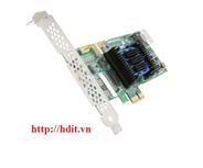 Adaptec RAID 6405E 2270800-R 6Gb/s SATA/SAS 4 internal ports w/ 128MB cache memory Controller Card