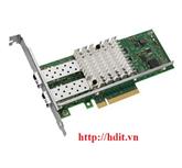 Cạc Quang Intel Ethernet 10GbE X520-DA2 Ethernet 10GbE, PCI-Express-v2-x8, Dual Channel SFP E10G42BTDABLK / 0VFVGR