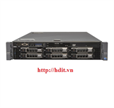 Máy chủ Dell Poweredge R720 ( 2x Intel Xeon 6 Core E5-2620 2.0Ghz/ Ram 16GB/ 2x 300GB 15k/ Perc H710/ 2x 750w)