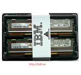 RAM IBM 2GB (2x1G) PC2-3200 REG (Kit) P/N: 73P2866