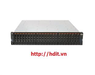 Thiết bị lưu trữ IBM Storwize V3700 SFF Dual Control Enclosure - P/N: 2072S2C