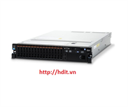 Máy chủ IBM System X3650 M4 Barebone ( 0 CPU, 2x Heatsink, Full Fan/ Serveraid M5110/ 1x 550watt)
