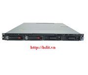 Máy chủ HP ProLiant DL120 G7 (Intel Xeon QC E3-1240 3.4GHz/ 4GB/ HDD 500GB/ Raid B110i/ 365watt)