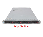 Máy chủ HP Proliant DL360 G9 (1x Xeon 6C E5-2609 V3 1.9Ghz/ Ram 16GB DDR4/ Raid P440ar/ PS 500watt)