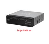 Thiết bị mạng Cisco SLM2008PT 08-port 10/100/1000 PoE Switch - SLM2008PT (SG200-08P)