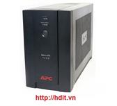 Bộ lưu điện APC Back-UPS 1400VA, 230V, AVR, Universal and IEC Sockets - BX1400U-MS