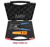 Kìm mạng AMP - HD652 Chuyên dụng bấm Cat5