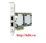 Cạc mạng HP 656594-001 Ethernet 10Gb 2Port 530T Adapter PCIe