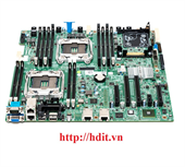 Bo mạch máy chủ DELL POWEREDGE R430 / R530 # DYFC8 / 3XKDV / CN7X8 / HFG24
