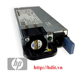 Bộ nguồn HP 750W Power Supply For HP Proliant DL180 G5/ ML150 G5 - P/N: 449840-002, 486613-001, 451366-B21 , 454353-001, 449838-001