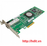 Cạc HBA IBM Qlogic 4GB Single Port PCI-e HBA QLE2460 - P/N: 39R6526 / 39R6592
