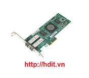 Cạc HBA QLOGIC QLE2462 4GB 2-port PCI-E FIBRE CHANNEL FC HBA # 5PPRV/ 05PPRV