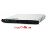 Máy chủ IBM System X3250 M4 (Intel Xeon QC E3-1220 V2 3.1GHz/ 8GB/  ServeRAID C100/ DVDROM/ PS 300W)
