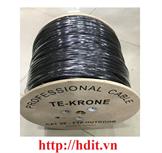 Cáp mạng TE-Krone Cat5E FTP CCA Outdoor 305m (cáp ngoài trời)