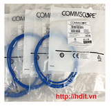 Dây nhảy AMP/ COMMSCOPE Patch cord LAN CAT 6E (33 Feet / 10M) - 3-1859247-3 / 3-1859249-3 / 3-1859251-3