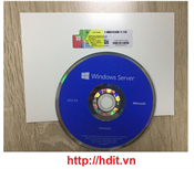 Hệ điều hành Windows Svr Std 2012 R2 x64 English 1pk DSP OEI DVD 2CPU/2VM P73-06165