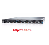 Máy chủ Dell Poweredge R630 ( 1x Intel Xeon 6C E5-2620 V3 2.4Ghz/ 16GB DDR4/ 8x HDD 2.5
