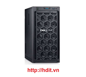 Máy chủ Dell Poweredge T140 (Xeon 4C Xeon E-2144G 3.6Ghz/ 8GB UDIMM/ Cable HDD/ Perc S140/ 365W)