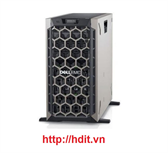 Máy chủ Dell PowerEdge T340 (Xeon 4C Xeon E-2176G 3.7Ghz/ 8GB UDIMM/ 8x HDD 3.5