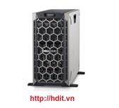 Máy chủ Dell PowerEdge T340 (Xeon 4C Xeon E-2176G 3.7Ghz/ 8GB UDIMM/ 8x HDD 3.5