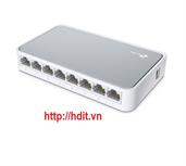 Thiết bị chuyển mạch Switch TP-Link 8-port 10/100M Switch TL-SF1008D