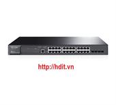 Thiết bị chuyển mạch Switch TP-Link T2600G-28MPS