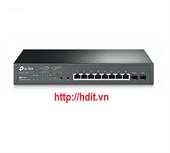 Thiết bị chuyển mạch Switch TP-Link T1500G-10MPS