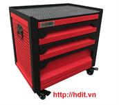Tủ dụng cụ gia đình 3 ngăn (Đỏ) F0RD3-R