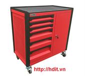 Tủ dụng cụ 6 ngăn kèm hộc có khóa N1T1RD6